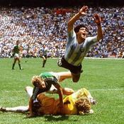 Argentine-Allemagne