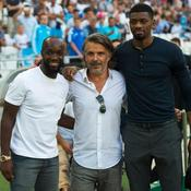 Lassana Diarra et Abou Diaby (Marseille)