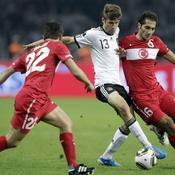 Allemagne-Turquie Muller