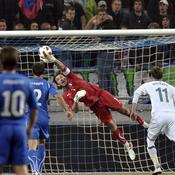 Slovénie-Italie Buffon
