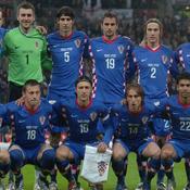 L'équipe de Croatie