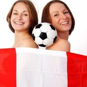 Les supportrices autrichiennes