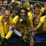 Les Suédois heureux