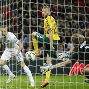 Angleterre - Lituanie : Harry Kane