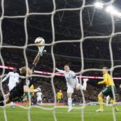 Angleterre - Lituanie : Wayne Rooney