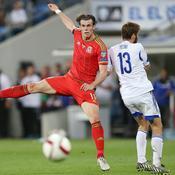 Israël - pays de Galles : Bale