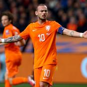 Pays - Bas - Turquie : Sneijder