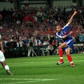 Euro 2000, France-Italie, But Trezeguet