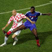 Euro 2004, France-Croatie, Marcel Desailly