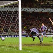 2001-2002 : Lyon-Barcelone (2-3)