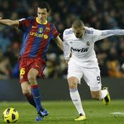 Barcelone-Real, Benzema