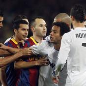 Barcelone-Real, Cristiano Ronaldo