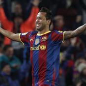 Barcelone-Real, Jeffren