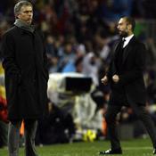 Barcelone-Real, Mourinho