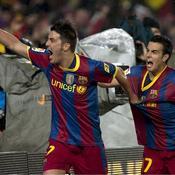 Barcelone-Real, Villa-Pedro