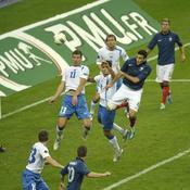 France-Bosnie 2e MT