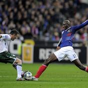 France - Irlande Alou Diarra