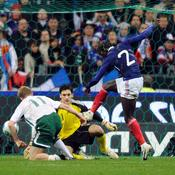 France - Irlande Bakary Sagna