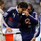 France - Irlande Julien Escudé