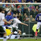 France - Irlande Robbie Keane