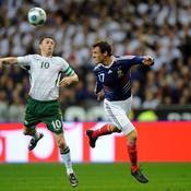 France - Irlande Sébatien Squillaci