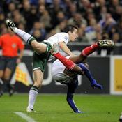 France - Irlande Sidney Govou