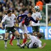France-Irlande Yoann Gourcuff