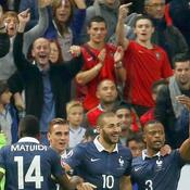 France-Portugal : Benzema
