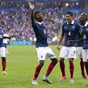 France-Portugal : But Pogba