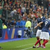 France-Portugal : Gignac-Benzema