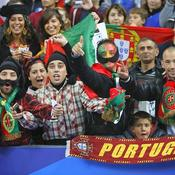France-Portugal : supporters portugais