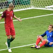Pepe et Antoine Griezmann