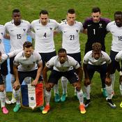 Le 11 des Bleus contre la Suisse