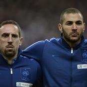 France-Ukraine, Benzema
