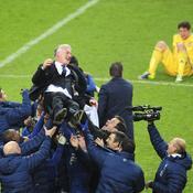 France-Ukraine : Deschamps triomphe