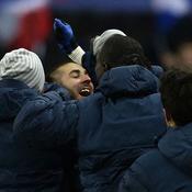 France-Ukraine, joie