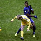 France-Ukraine, Pogba