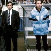 Adjoint de Michel Platini avec l'équipe de France