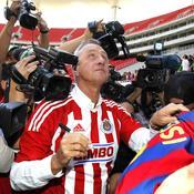 Johan Cruyff au Mexique