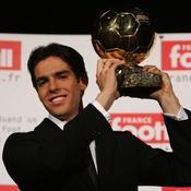Kaka, Ballon d'Or 2007