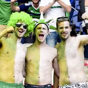 Supporters irlandais