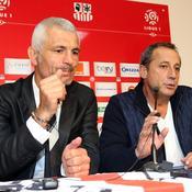 Fabrizio Ravanelli et Alain Orsoni