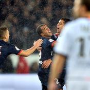 PSG-Lorient, Lucas