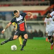 PSG-Lorient, Ménez
