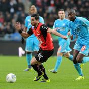 Rennes-Marseille, Romain Alessandrini, Gilbert Wanga Imbula