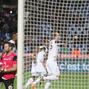 Thibault Giresse a inscrit le but de l'égalisation sur penalty.