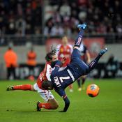 Reims-PSG : Chute