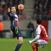 Reims-PSG : Ibrahimovic
