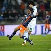 OM-Montpellier, Frappe Lucho