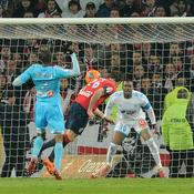 Lille-OM : but Roux